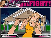 Brooke valentine presents celebrety girl fight