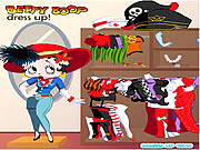 Betty boop dress up