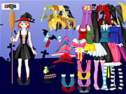 Witchery dress up